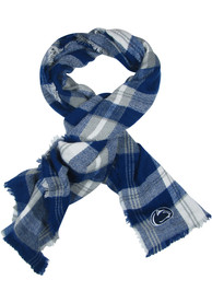 Penn State Nittany Lions Womens Tailgate Scarf - Navy Blue