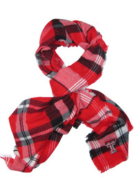 Texas Tech Red Raiders Womens Tailgate Scarf - Red