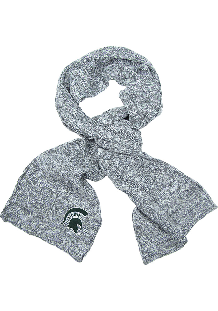 Michigan State Spartans Marled Womens Scarf - Image 1