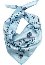 Sporting Kansas City Womens Rally Scarf - Navy Blue