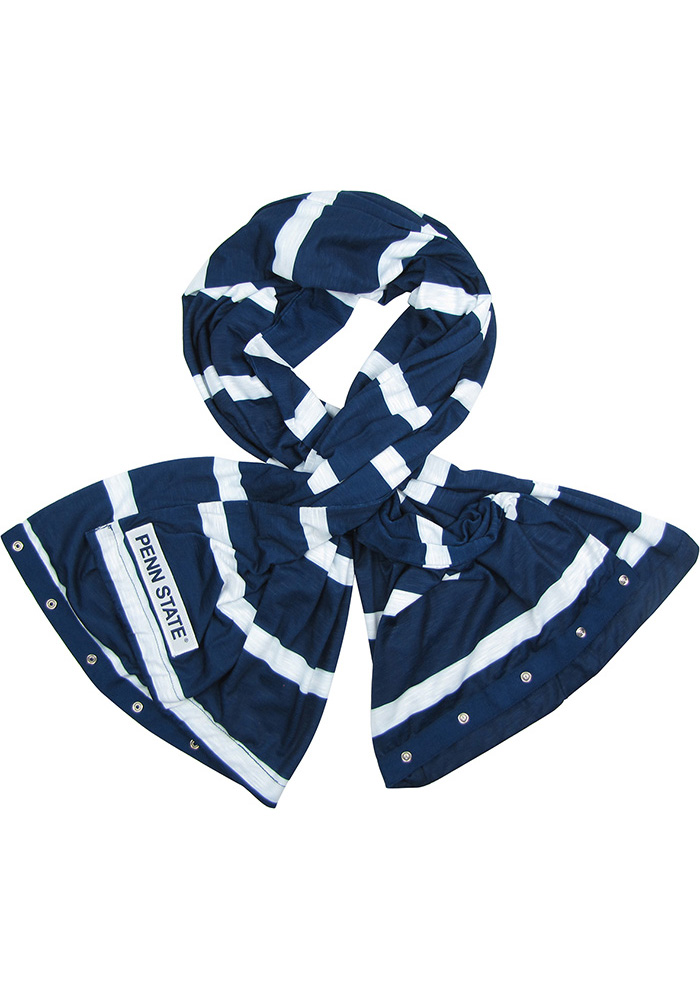 Penn State Nittany Lions Spirit Snap Womens Scarf - Image 1