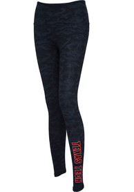 Texas Tech Red Raiders Womens Dedicated Pants - Green
