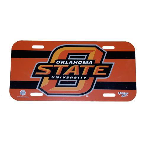 Oklahoma State Cowboys Car Accessory License Plate - Image 1