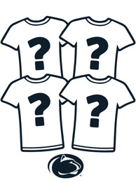 Penn State Nittany Lions Womens Surprise T-Shirt 4 Pack