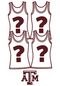 Texas A&M Aggies Womens Surprise Tank Top 4 Pack