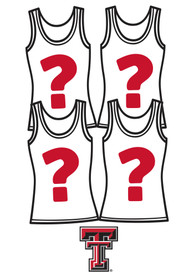 Texas Tech Red Raiders Womens Surprise Tank Top 4 Pack