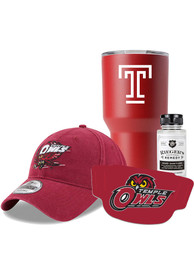 Temple Owls Back to School Gear and Necessities Gift Set