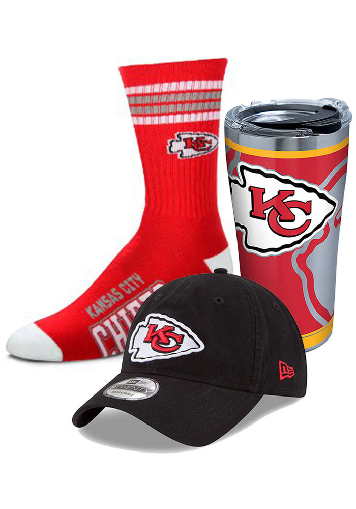 Kansas City Chiefs Fan Pack Gift Box - Image 1