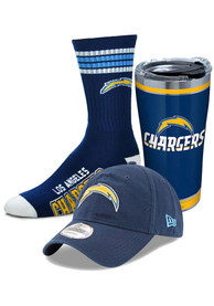 Los Angeles Chargers Fan Pack Gift Set