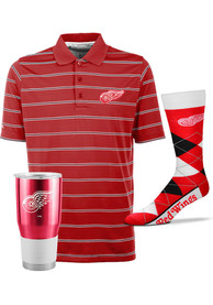Detroit Red Wings Dad Pack Gift Set