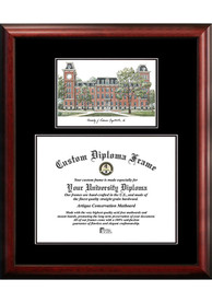 Arkansas Razorbacks Diplomate and Campus Lithograph Picture Frame