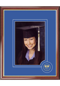 Delaware Fightin' Blue Hens 5x7 Graduate Picture Frame
