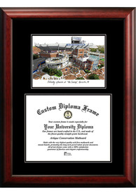 Florida Gators Diplomate and Campus Lithograph Picture Frame
