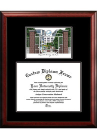 Georgia State Panthers Diplomate and Campus Lithograph Picture Frame