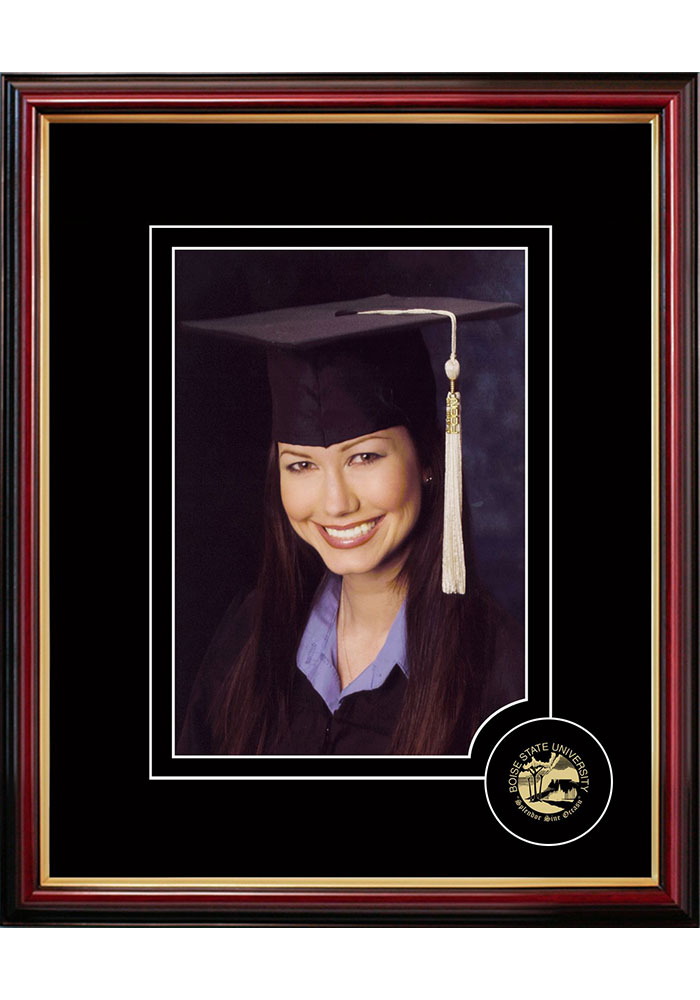 Boise State Broncos 5x7 Graduate Picture Frame