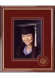 Oklahoma Sooners 5x7 Graduate Picture Frame