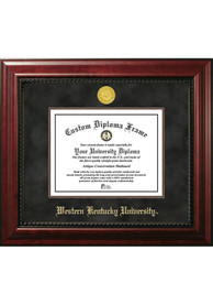 Western Kentucky Hilltoppers Executive Diploma Picture Frame