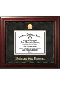 Washington State Cougars Executive Diploma Picture Frame
