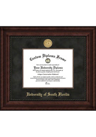 South Florida Bulls Executive Diploma Picture Frame