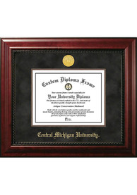 Central Michigan Chippewas Executive Diploma Picture Frame