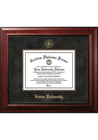 Xavier Musketeers Executive Diploma Picture Frame