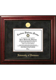 Delaware Fightin' Blue Hens Executive Diploma Picture Frame