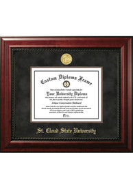 St Cloud State Huskies Executive Diploma Picture Frame