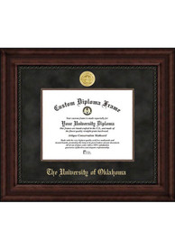 Oklahoma Sooners Executive Diploma Picture Frame