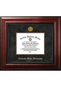 Colorado State Rams Executive Diploma Picture Frame