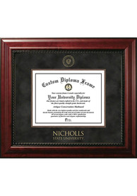 Nicholls State Colonels Executive Diploma Picture Frame
