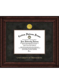 Minnesota Golden Gophers Executive Diploma Picture Frame