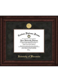Wisconsin Badgers Executive Diploma Picture Frame
