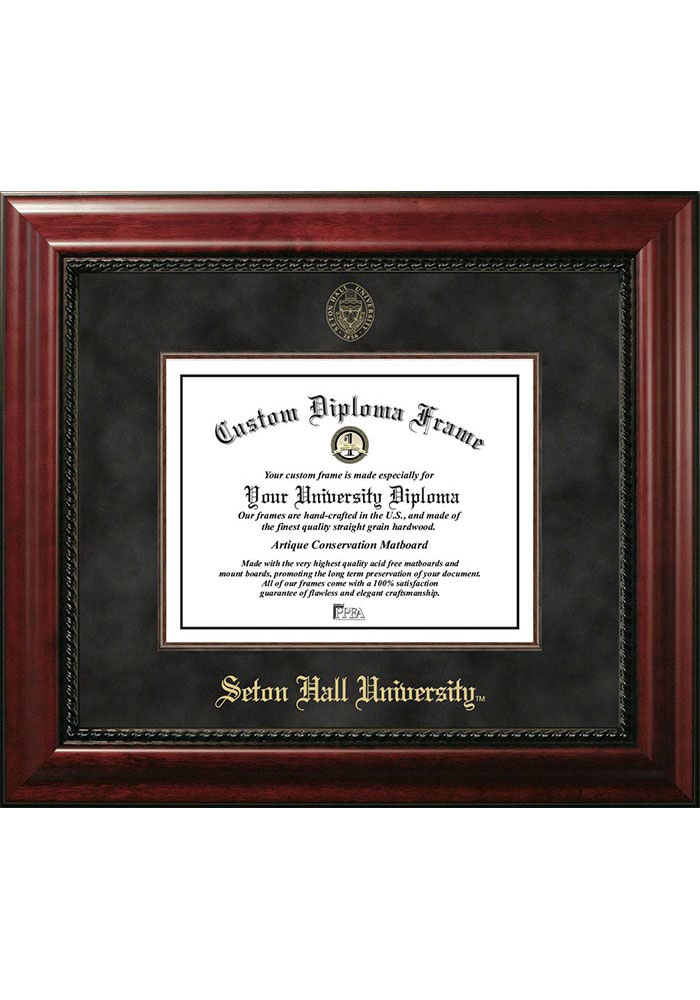 Seton Hall Pirates Executive Diploma Picture Frame - Image 1