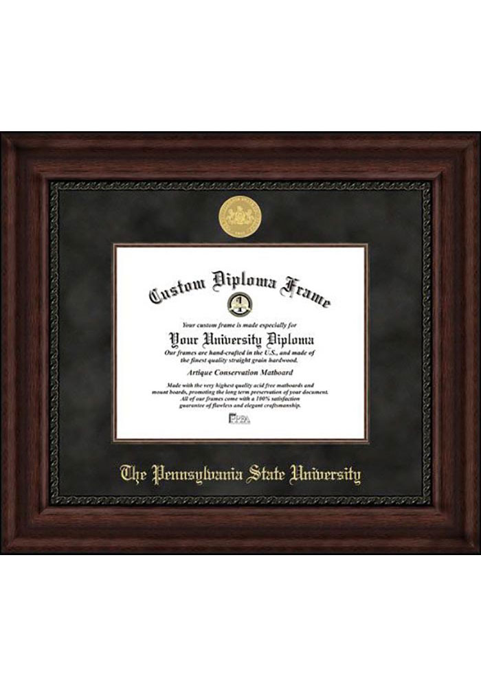 Penn State Nittany Lions Executive Diploma Picture Frame - Image 1