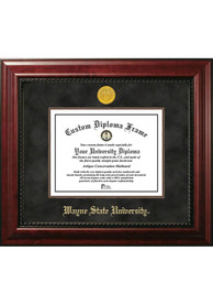 Wayne State Warriors Executive Diploma Picture Frame