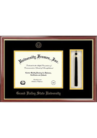 Grand Valley State Lakers Tassel Box Diploma Picture Frame