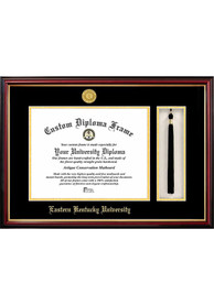 Eastern Kentucky Colonels Tassel Box Diploma Picture Frame