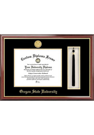 Oregon State Beavers Tassel Box Diploma Picture Frame