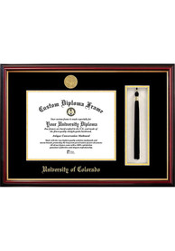 Colorado Buffaloes Tassel Box Diploma Picture Frame