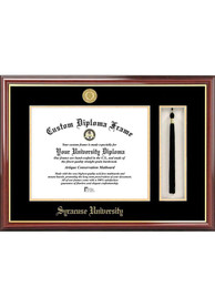 Syracuse Orange Tassel Box Diploma Picture Frame