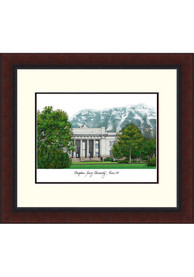 BYU Cougars Legacy Campus Lithograph Wall Art