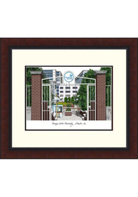 Georgia State Panthers Legacy Campus Lithograph Wall Art