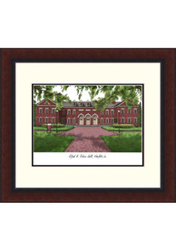 Old Dominion Monarchs Legacy Campus Lithograph Wall Art