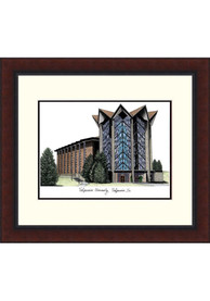 Valparaiso Crusaders Legacy Campus Lithograph Wall Art