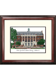 Campus Lithograph Wall Art