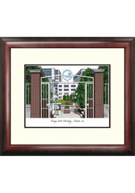 Georgia State Panthers Campus Lithograph Wall Art