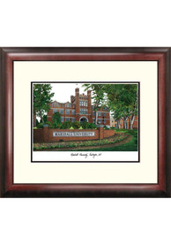 Marshall Thundering Herd Campus Lithograph Wall Art