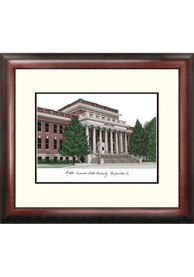 Middle Tennessee Blue Raiders Campus Lithograph Wall Art