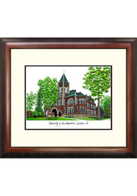 New Hampshire Wildcats Campus Lithograph Wall Art