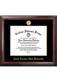 NC State Wolfpack Gold Embossed Diploma Frame Picture Frame